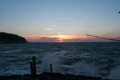 Peschici Sunset (toffer1985) Tags: italien sunset sea summer italy meer puglia gargano peschici sonnenuntergag
