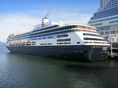 IMG_2642 (sevargmt) Tags: vancouver bc british colombia canada cruise ncl norwegian pearl may 2016 downtown place holland america volendam ship