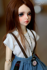 Jesse (Rakeru Space) Tags: eye make up mod doll opening bjd fairyland sensei modded rakeru minife senseis rendia