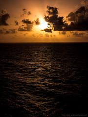 Ocean, Reflections and Beams (jonurdal) Tags: sun reflection atlantic atlanticocean sunbeams lightreflections