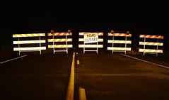 No way (Jun) Tags: road trip viaje light usa colour car night america luces noche driving carretera nowhere southcarolina roadtrip coche roadtripusa conducir