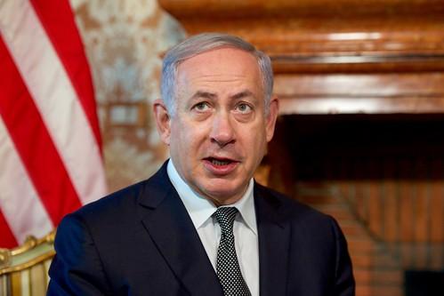 From flickr.com: Israeli PM Bibi Netanyahu {MID-151642}