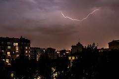 300/365 - Era una notte buia e tempestosa... (stefanopotesta) Tags: temporale fulmine saetta