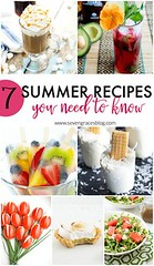 7 Summer Recipes You (alaridesign) Tags: 7 summer recipes you need know a little bird told me link party | vol 2