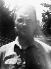 (Eli Craven) Tags: selfportrait pinhole papernegative elicraven