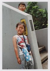 insta268 (sudoTakeshi) Tags: film japan kids 35mm tokyo fuji child pentax brother harajuku fujifilm spotmatic filmcamera  carlzeiss  pentaxsp tessar natura1600 carlzeissjena pentaxspotmatic   carlzeisstessar