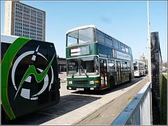 NEWPORT BUS P266PSX (welshpete2007) Tags: bus volvo newport alexander royale p266psx cardiffnewportmarch2012