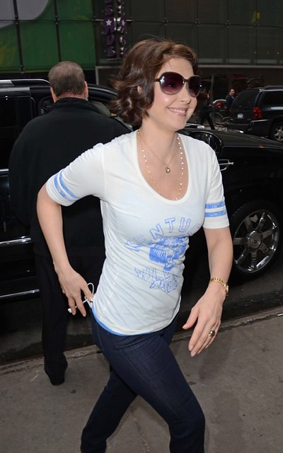ASHLEY JUDD in AJ loves UK!