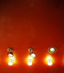 :   :   : (ga3lle) Tags: light shadow red orange color lamp rouge photography lights photo shadows spot ombre spots lumiere lamps couleur gaelle lumieres ombres ga3lle taburiaux httpga3lletumblrcom