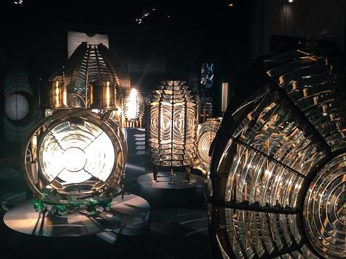 Exposition Phares au musée national de la Marine à Paris