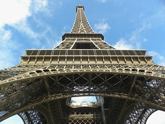 the tower of towers (queencashmere) Tags: paris eiffeltower latoureiffel eiffelturm