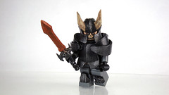 Exsanguis ([N]atsty) Tags: wow blood paint chaos lego fig awesome knight minifig job epic minfigure exsanguis natsty