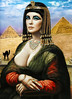 MONA LIZ (new Gioconda for Leonardo!) (The PIX-JOCKEY (visual fantasist)) Tags: usa cinema liz celebrity art film beauty photoshop painting movie star pyramid drawing joke monalisa egypt fake manipulation gioconda humour hollywood actress vip photomontage chop leonardo cleopatra fotomontaggi liztaylor robertorizzato pixjockey