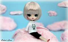 Candyfloss skies (pure_embers) Tags: uk sky cute girl clouds doll dolls little dream dal humpty dumpty pure candyfloss embers