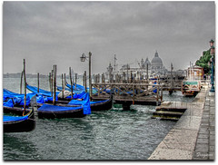 Venezia #19 (fragavio) Tags: venice italy italia venezia venedig 2009 hdr rivadeglischiavoni canonsx10is fragavio