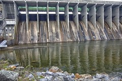 Brighton Dam (Dudley Warner) Tags: brightondam tridelphiareservoir marylandlandscapes