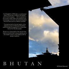 (Bharat Baswani) Tags: sky square religious graphics dragon bhutan royal peaceful kingdom land spiritual majestic thunder bharat baswani