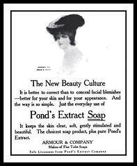 1907 Pond's Extract Soap The New Beauty Culture Fine Toilet Soaps (carlylehold) Tags: new opportunity robert beauty soap fine culture bob toilet join ponds extract soaps keeper 1907 haefner carlylehold bobchaefner