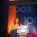 Lucila Pinto apresenta Convenção da Rede Globo na Bahia