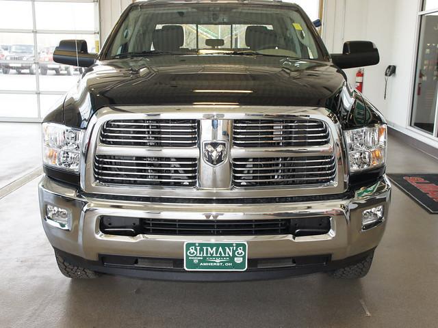 big 4x4 horn ram 2500 2012