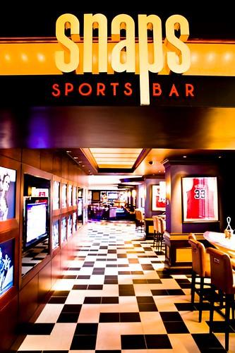 Sofitel Manila - Snaps Sports Bar