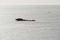 Sea Monster (Allard Schager) Tags: sunset sea seascape scale nature rock island coast boat spring zonsondergang nikon europe republic horizon malta minimal massive stlawrence april coastline geography maltese lente eclectic harsh mediterraneansea bold archipelago vastness 2012 gozo intothesun inlandsea azurewindow ghawdex dwejrabay beautyinnature limestonecaves sanlawrenz horizonoverwater d700 nikond700 mediterraneancountry nikonfx allardone niksilverefexpro allard1 duohardstrak tieqaerqa nikkor70200mmf28vrii fullframepower thinginthesea tablelikerock allardschagercom