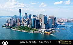 NYC Sky View I - Pyranha Photography | 300k views - THX