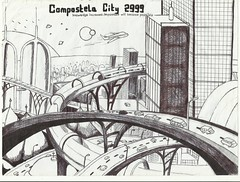 The Modern City (Daffodil777) Tags: citypictures moderncity compostelavalley myowncity citysketch fantasticcity themoderncity citydrawing