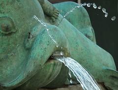 drops (mariuszj8) Tags: green water fountain drops dolphin poland polska avenue pozna fontanna delfiny marcinkowski