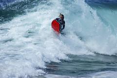 DSC09749 (palmtreeman) Tags: ocean sea beach water surf waves surfing wedge bodyboarding skimming bodysurfing