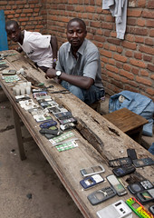 Used Phones shop in Gisenyi market , Rwanda (Eric Lafforgue) Tags: africa man mobile outdoors nokia market african cellphone samsung rwanda used mobilephone afrika commonwealth seller marche adultsonly phones homme afrique marchand eastafrica gisenyi reparateur centralafrica kinyarwanda ruanda 0645 afriquecentrale  gisenye    kisenyi republicofrwanda   ruandesa