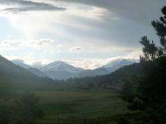 Rocky Mountains (helmut_newton55) Tags: park sky usa sun snow mountains tree green nature grass clouds dark nationalpark colorado rocky