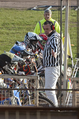 Start Line (Richard Amor Allan) Tags: bike mud bikes cycle stokeontrent rider speedway cycles riders motorcyles scunthorpesaints stokepotters loomerroad stokeeasyriderpotters