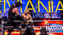 Randy Orton v Kane at Wrestlemania XXVIII