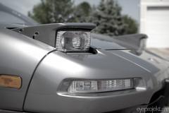 Brunos '91 Acura NSX (@eye_projekt) Tags: japan canon honda silver lens grey photo shoot dof wheels nation sigma evolution location tires ill works dope acura 91 jdm nsx stance 30mm eyeprojektme eyeprojekt