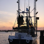 F/V Anna Marie : F/V Anna Marie at twilight.