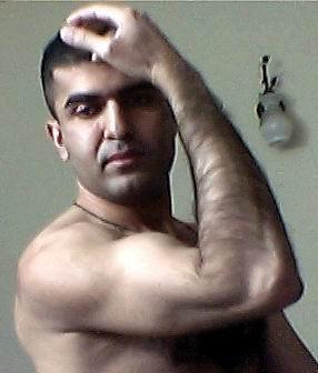 shirtless