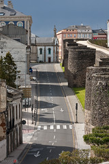 Junto a la muralla (David A.R.) Tags: david canon de grupo kdd lugo oficial castillo visita vigo fotografo araujo fotografos peneda kdda pambre a 40d canoneos40d kdds davidar 41