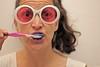 (snapclicktripod) Tags: teeth toothbrush niftyfifty gooddentalhealth sillysunnies useyourhead 143366 ourdailychallenge