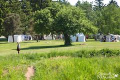 IMG_0244 (Naturally in Niagara) Tags: old war fort battle soldiers british erie reenactment bicentennial culloden 1812