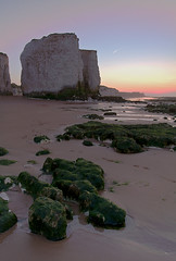 Botany Bay Sunset (Tom Dauben) Tags: sunset 6 beach canon eos coast kent rocks stack 7d 1750 06 grad tamron botanybay f28 ndg broadstairs neutraldensitygraduated leefilters