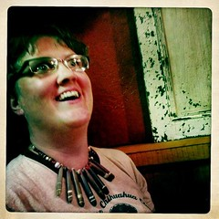 wearing ricky's reading glasses (EllenJo) Tags: silly may pals smartphone grapes phonephoto 2012 iphone cellphonephoto jeromearizona may23 katrinaphotos 86331 photobykatrina may2012 photobykatrinadjerbof