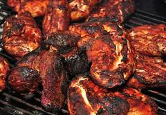 Mmm... grilled chicken breasts