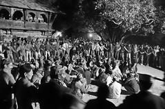 Najan Mela (Perret pierre/ zounix / eye in motion) Tags: bw india white black festival nikon noiretblanc god dxo hindu himachal d90 garsa devta najan najanmela zounix