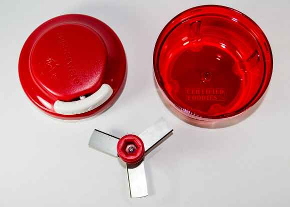 Tupperware Speedy Chopper components