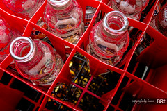 bottles_in_red (alamond) Tags: red glass canon bottle box case 7d usm ef 1740mm 1740 f4l llens