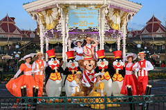 DLP April 2012 - Main Street U.S.A. Celebrates!