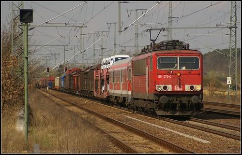 DB 155 073 in Potsdam-Golm