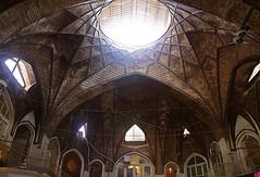 Tehran Bazar   (Parisa Yazdanjoo) Tags: roof bazar islamicarchitecture    tehranbazar