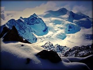 Pitztalgletscher in Tirol